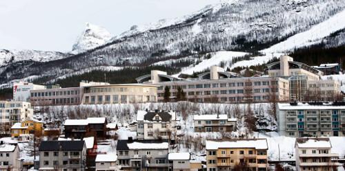 UiT_Norway_buildings